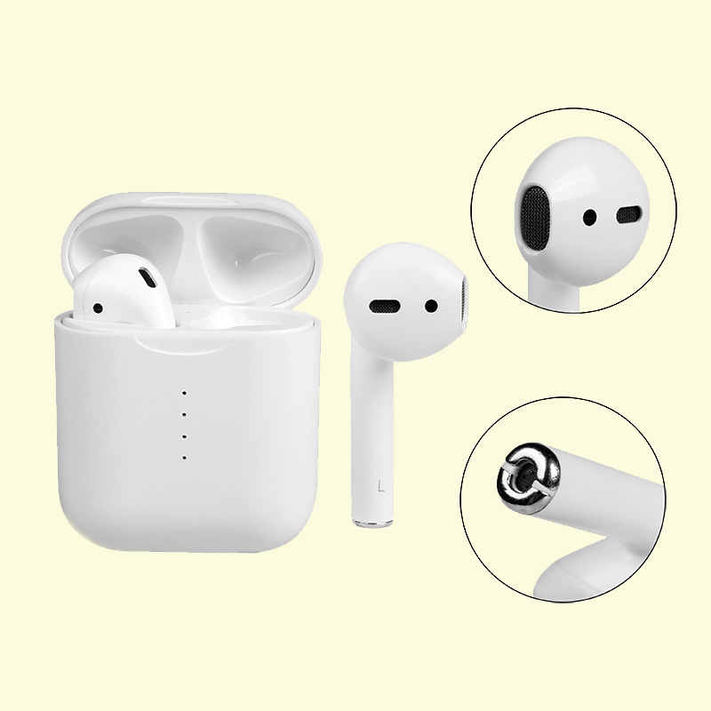 i10 TWS Stereo Wireless Earphones Headphone V.5.0 Mini Earbuds with Charging box
