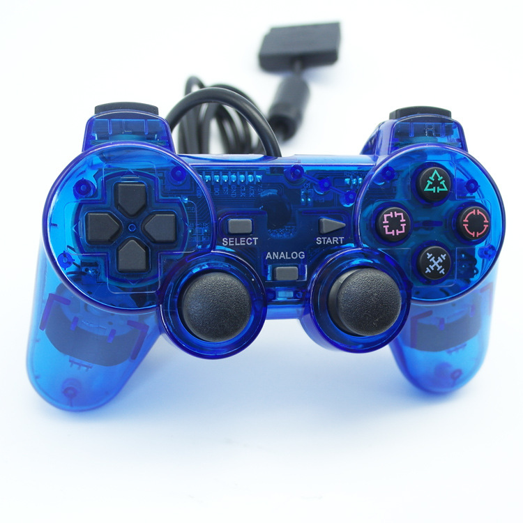 Game Console Joystick Controller; Wired Game Controller Gamepad