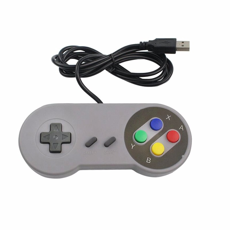 USB Gamepad PC Joystick Game Controller For SNES USB Controller