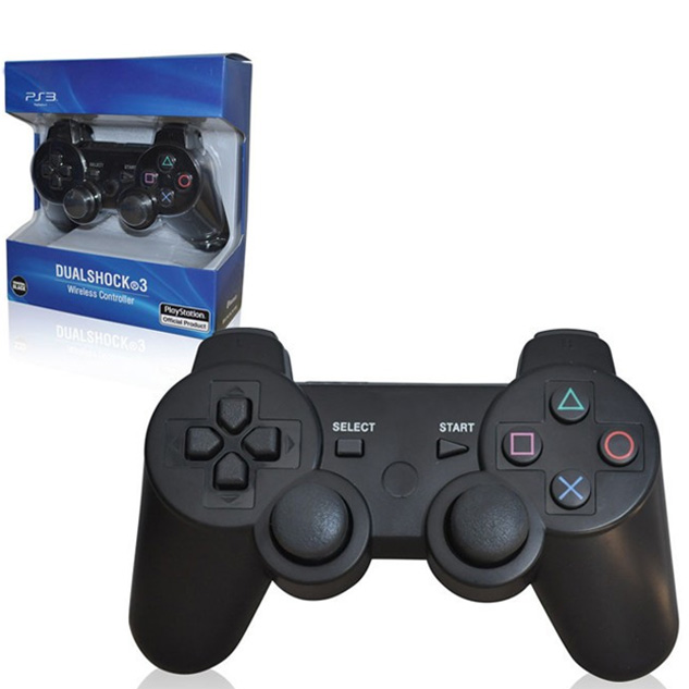 3 In 1 Joystick controller for PC Sixaxis Wireless Game Controller