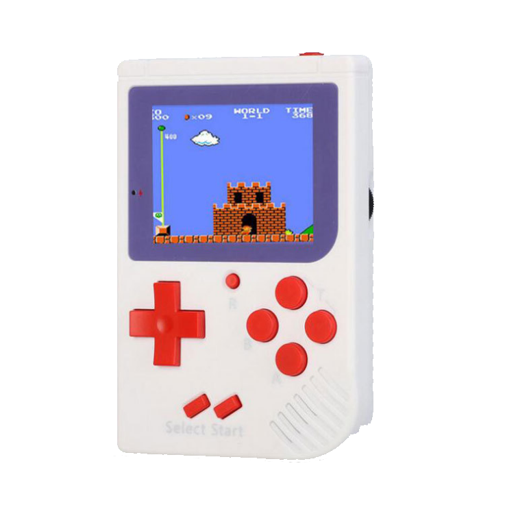 RS-6 Retro Game Player in 2.0 inch LCD Portable Mini Handheld Game Console
